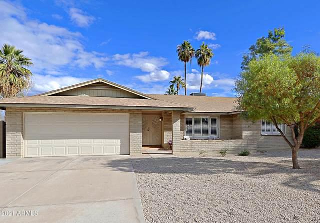 14817 N 50TH Street, Scottsdale, AZ 85254 (MLS #6184952) :: RE/MAX Desert Showcase