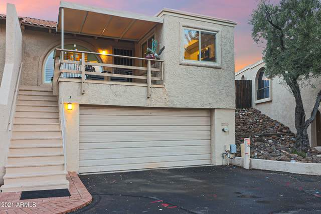 7501 E Happy Hollow Drive #3, Carefree, AZ 85377 (MLS #6184971) :: Executive Realty Advisors