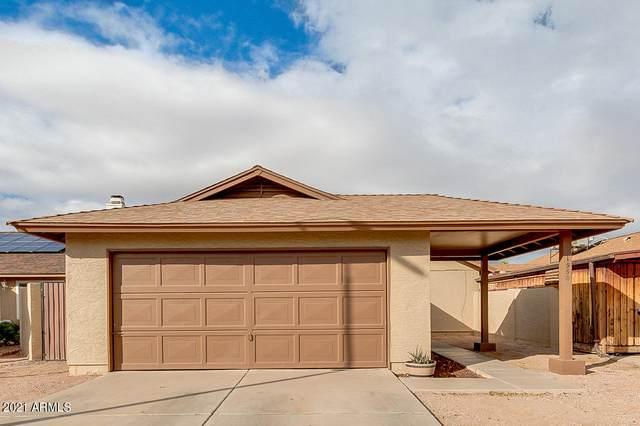 1950 N Iowa Street, Chandler, AZ 85225 (MLS #6184982) :: Keller Williams Realty Phoenix