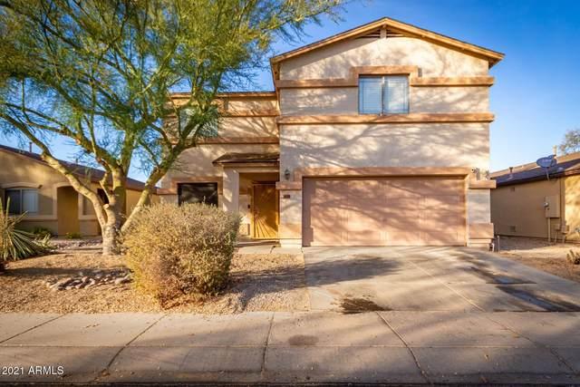 1640 E Desert Rose Trail, San Tan Valley, AZ 85143 (MLS #6184996) :: RE/MAX Desert Showcase
