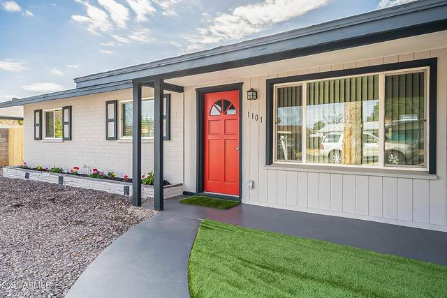 1101 E 7TH Street, Mesa, AZ 85203 (MLS #6185008) :: Devor Real Estate Associates