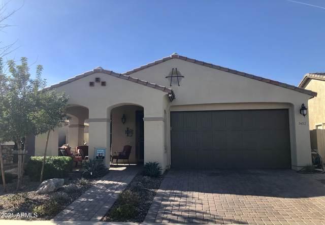 5652 S Colt, Mesa, AZ 85212 (MLS #6185024) :: Balboa Realty