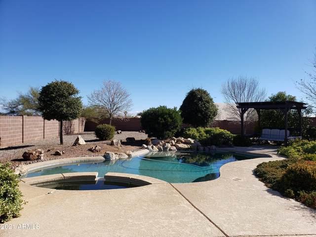 2155 Orlando Place, Sierra Vista, AZ 85635 (MLS #6185025) :: Devor Real Estate Associates