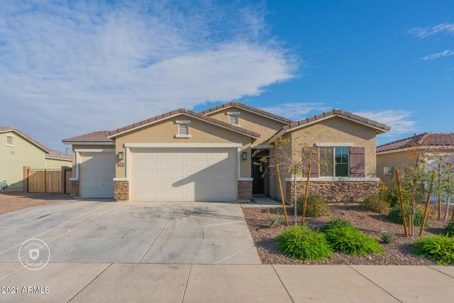 21214 W Palm Lane, Buckeye, AZ 85396 (MLS #6185031) :: The W Group