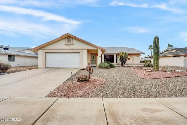 17606 N 133RD Drive N, Sun City West, AZ 85375 (MLS #6185034) :: Budwig Team   Realty ONE Group