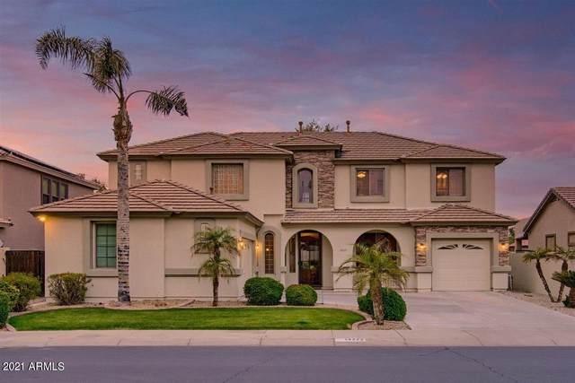 14272 W Edgemont Avenue, Goodyear, AZ 85395 (MLS #6185056) :: Long Realty West Valley