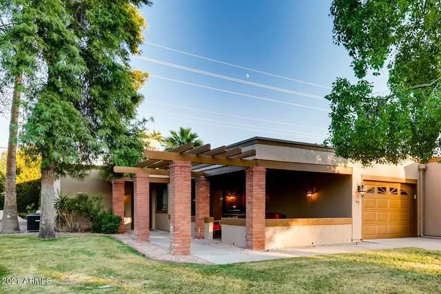 62 Leisure World, Mesa, AZ 85206 (MLS #6185057) :: Balboa Realty