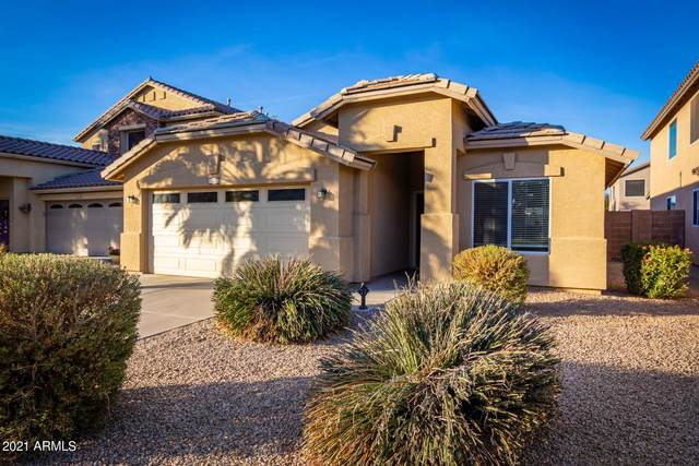 44332 W Oster Drive, Maricopa, AZ 85138 (MLS #6185074) :: Budwig Team | Realty ONE Group