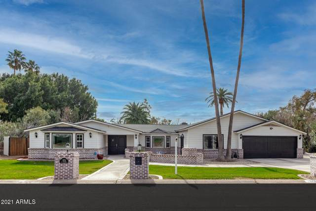 3711 E Pasadena Avenue, Phoenix, AZ 85018 (#6185088) :: Luxury Group - Realty Executives Arizona Properties
