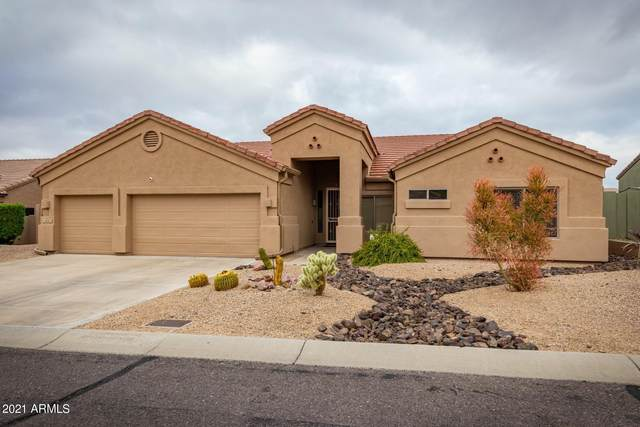 4616 E Thunder Hawk Road, Cave Creek, AZ 85331 (MLS #6185092) :: The Dobbins Team