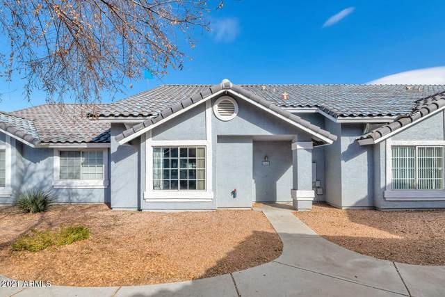 860 N Mcqueen Road #1124, Chandler, AZ 85225 (MLS #6185097) :: Keller Williams Realty Phoenix