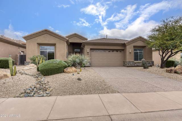 9631 E Cavalry Drive, Scottsdale, AZ 85262 (MLS #6185102) :: Executive Realty Advisors