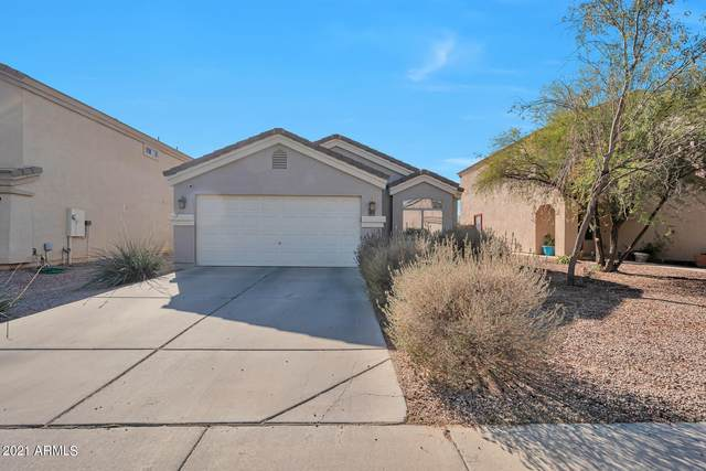 36575 W San Pedro Drive, Maricopa, AZ 85138 (MLS #6185110) :: Budwig Team | Realty ONE Group