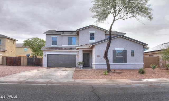 1451 E Sunset Drive, Casa Grande, AZ 85122 (MLS #6185112) :: Keller Williams Realty Phoenix