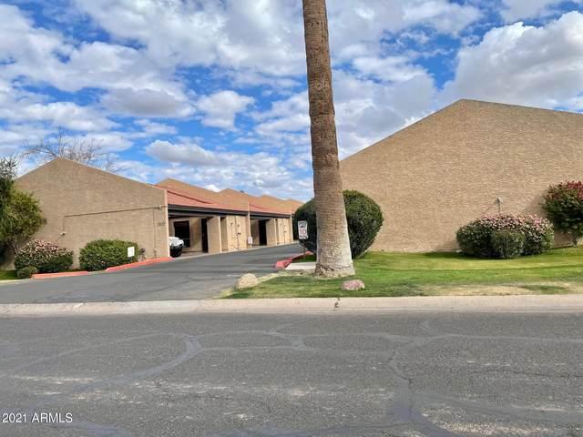 3033 N 37TH Street #12, Phoenix, AZ 85018 (MLS #6185126) :: Arizona 1 Real Estate Team