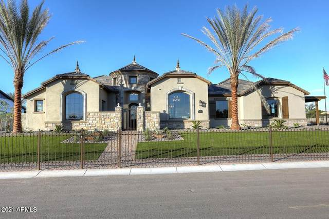 2413 N 40th Street, Mesa, AZ 85215 (MLS #6185136) :: Executive Realty Advisors