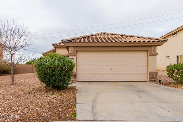 104 S 226TH Lane, Buckeye, AZ 85326 (MLS #6185142) :: The Everest Team at eXp Realty