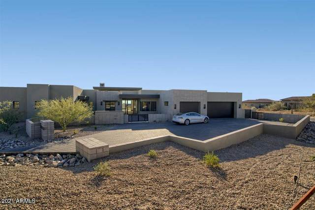 23216 N 95TH Street, Scottsdale, AZ 85255 (MLS #6185149) :: The W Group
