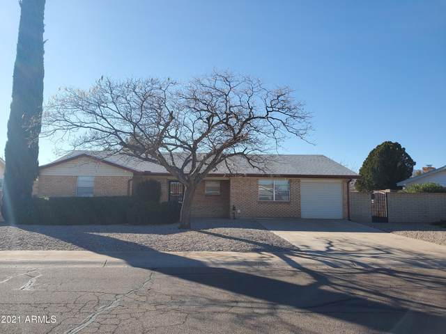 4500 Citadel Drive, Sierra Vista, AZ 85635 (MLS #6185158) :: The Luna Team
