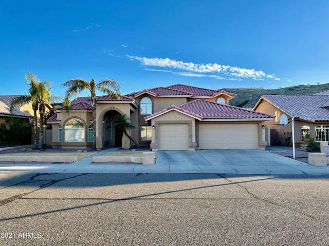 5733 W Soft Wind Drive, Glendale, AZ 85310 (MLS #6185171) :: Budwig Team | Realty ONE Group