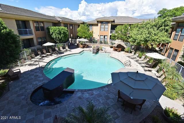 6900 E Princess Drive #1224, Phoenix, AZ 85054 (MLS #6185174) :: Balboa Realty