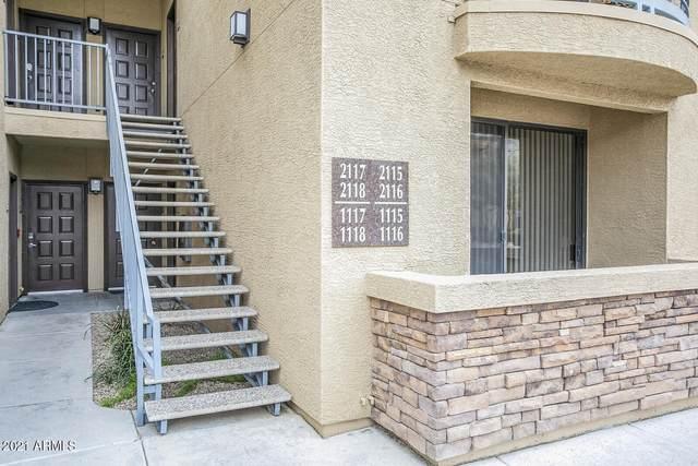 6900 E Princess Drive #1115, Phoenix, AZ 85054 (MLS #6185175) :: Balboa Realty