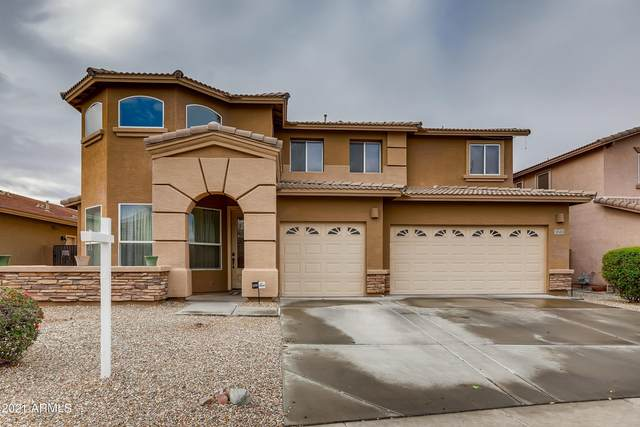 18509 W Onyx Court, Waddell, AZ 85355 (MLS #6185181) :: Long Realty West Valley