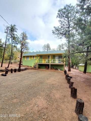 5217 N Peach Lane, Pine, AZ 85544 (MLS #6185182) :: Howe Realty