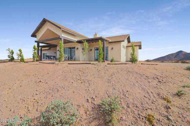 12706 E Over Drive, Fort McDowell, AZ 85264 (MLS #6185191) :: Maison DeBlanc Real Estate
