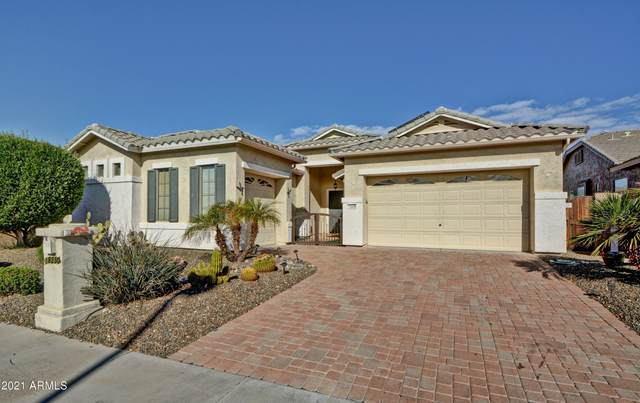 18230 W Weatherby Drive, Surprise, AZ 85374 (MLS #6185197) :: The Kurek Group