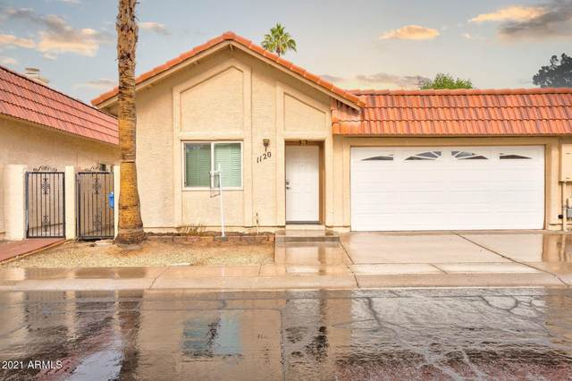 1120 E Charleston Avenue, Phoenix, AZ 85022 (MLS #6185198) :: Lifestyle Partners Team