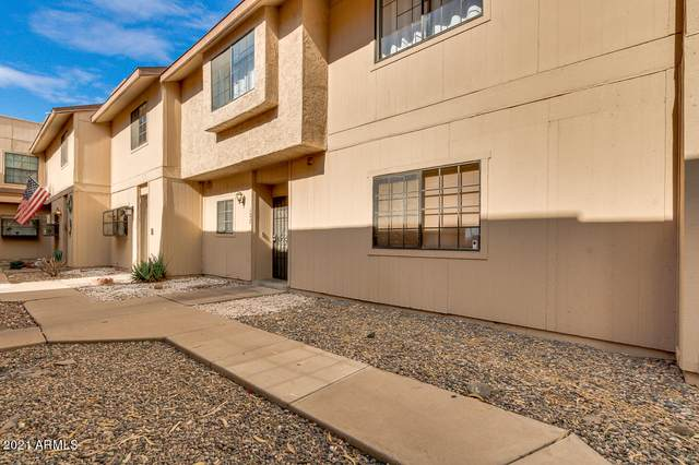 6550 N 47TH Avenue #127, Glendale, AZ 85301 (#6185200) :: AZ Power Team | RE/MAX Results