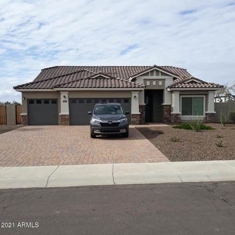 2256 S 218TH Drive, Buckeye, AZ 85326 (MLS #6185237) :: The W Group