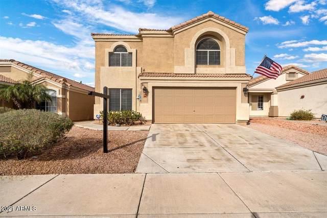 3034 E Pontiac Drive, Phoenix, AZ 85050 (MLS #6185239) :: The Ellens Team