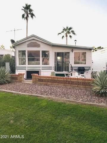2165 W Maya Avenue, Apache Junction, AZ 85119 (MLS #6185267) :: My Home Group