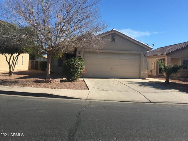 12609 N El Frio Street, El Mirage, AZ 85335 (MLS #6185272) :: Devor Real Estate Associates