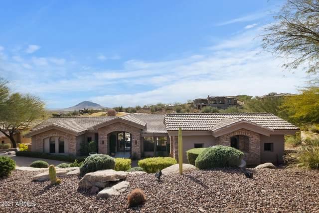 9222 N Fireridge Trail, Fountain Hills, AZ 85268 (MLS #6185278) :: The Luna Team