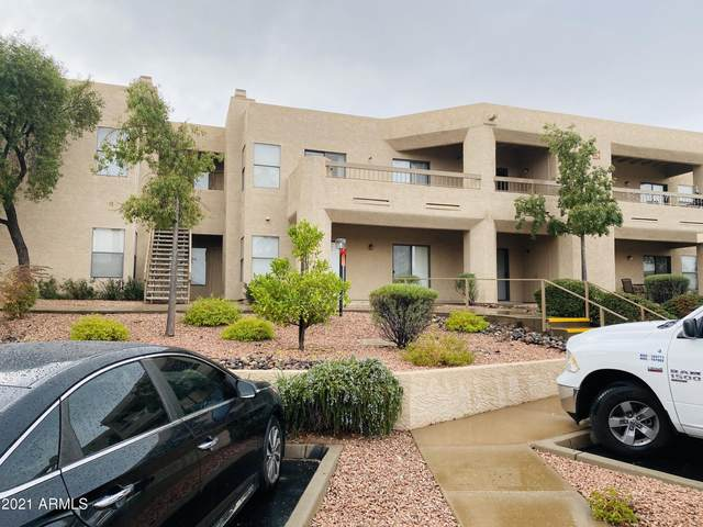 14645 N Fountain Hills Boulevard #223, Fountain Hills, AZ 85268 (MLS #6185288) :: Devor Real Estate Associates