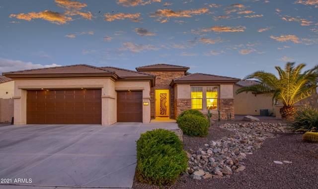 3471 N 164TH Avenue, Goodyear, AZ 85395 (MLS #6185311) :: Long Realty West Valley