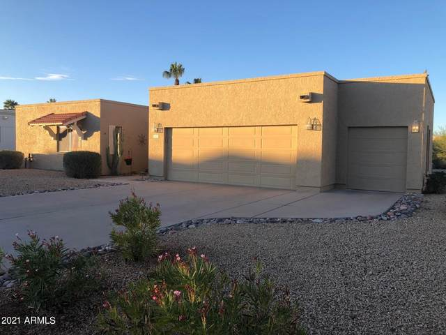 18510 E Paseo Verde Drive, Rio Verde, AZ 85263 (MLS #6185340) :: The Kurek Group