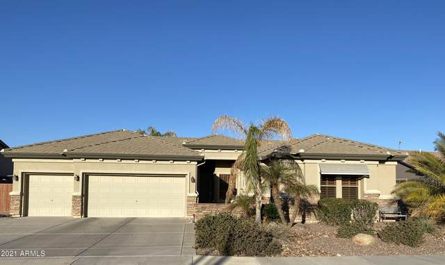 6622 S Teresa Drive, Chandler, AZ 85249 (MLS #6185369) :: My Home Group