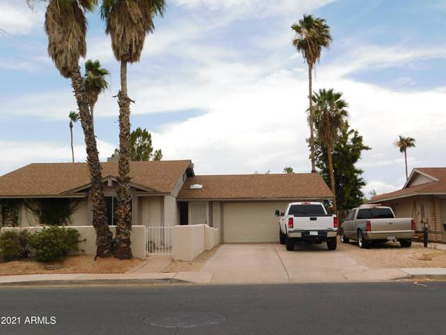 3024 S Rogers Avenue, Mesa, AZ 85202 (MLS #6185381) :: The Kurek Group