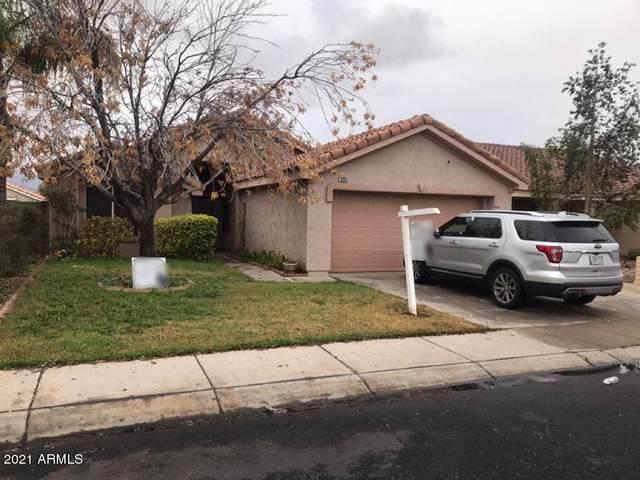 9951 W Devonshire Avenue, Phoenix, AZ 85037 (MLS #6185382) :: The Luna Team