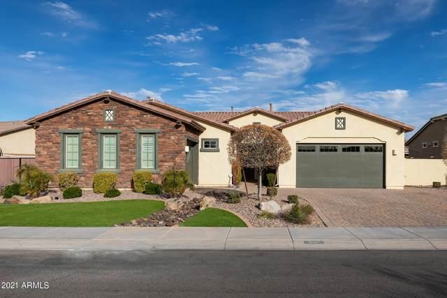 5117 S Quiet Way, Gilbert, AZ 85298 (MLS #6185384) :: Keller Williams Realty Phoenix