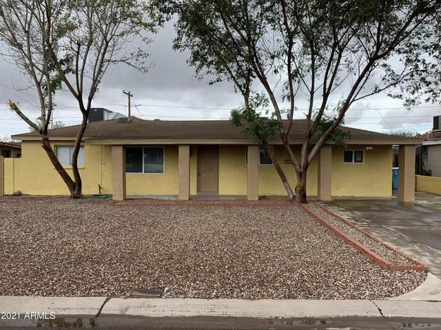 4814 N 28TH Avenue, Phoenix, AZ 85017 (MLS #6185385) :: The Luna Team