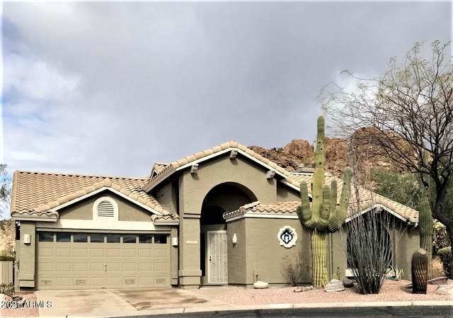 5201 S Granite Drive, Gold Canyon, AZ 85118 (MLS #6185387) :: Yost Realty Group at RE/MAX Casa Grande