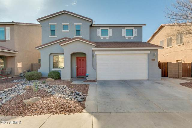 43671 W Caven Drive, Maricopa, AZ 85138 (MLS #6185404) :: Yost Realty Group at RE/MAX Casa Grande