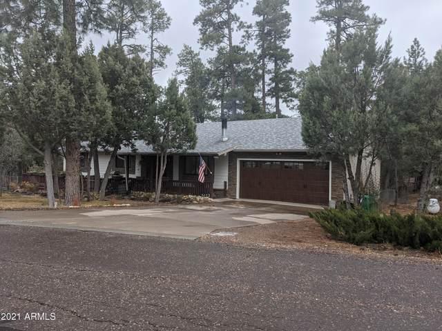 5113 Sunrise Court, Lakeside, AZ 85929 (MLS #6185408) :: Devor Real Estate Associates