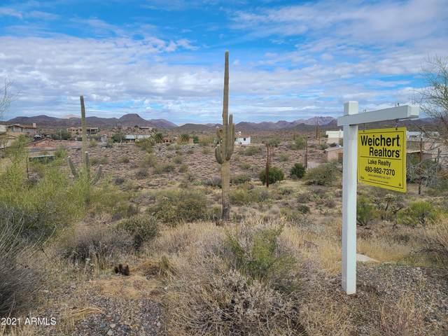 1010 N Sherwood Way, Queen Valley, AZ 85118 (MLS #6185418) :: Yost Realty Group at RE/MAX Casa Grande