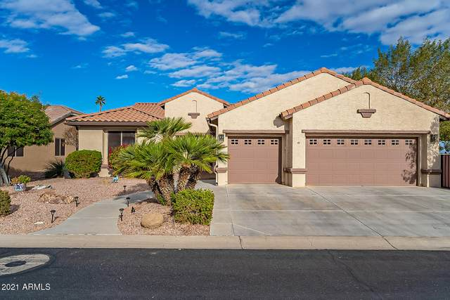 5380 W Corral Drive, Eloy, AZ 85131 (MLS #6185423) :: The Kurek Group